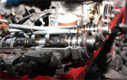 Запасные части двигателя автомобиля Subaru
